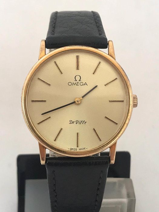 "Omega - De Ville - ""NO RESERVE PRICE"" - 111.140 - Men - 1970-1979"