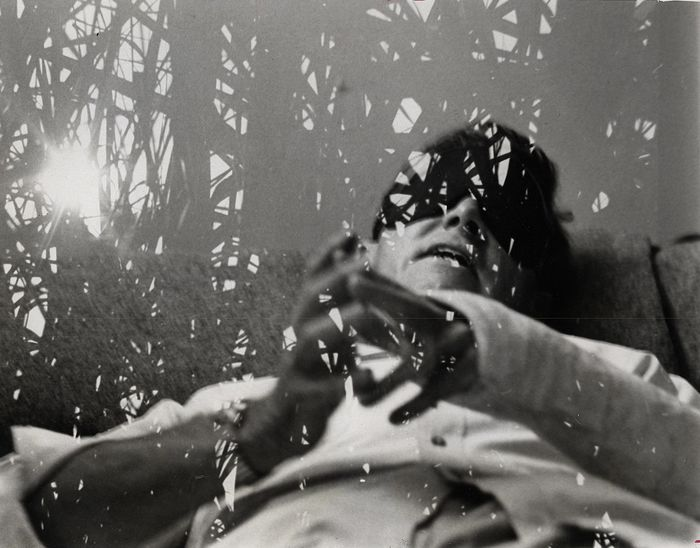 Unknown/AP  - LSD Research, Double Exposure, 1966