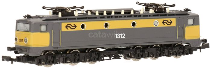 Roco N - 02157 - Electric locomotive - Series 1300 - NS