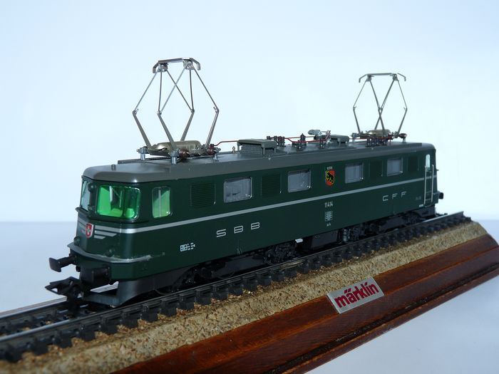 "Märklin H0 - 3338 - Electric locomotive - Series Ae 6/6 ""Bern"" - SBB-CFF"