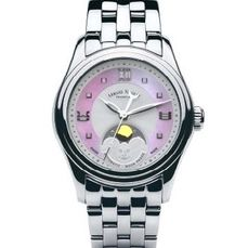 Armand Nicolet - M03-2 Damenuhr Mondphase Automatik - A153AAA-AS-MA150 - from official retailer - Women - 2011-present