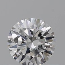 1 pcs Diamond - 0.30 ct - Brilliant - E - IF (flawless)