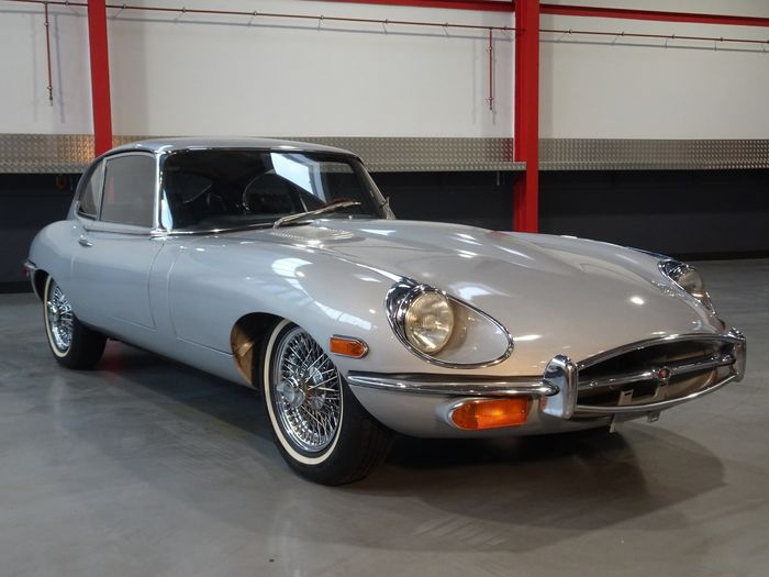 Jaguar - E-Type 4.2 Series 2 Coupe - NO RESERVE - 1969