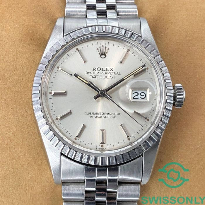 Rolex - Datejust - 16030 - Men - 1980-1989