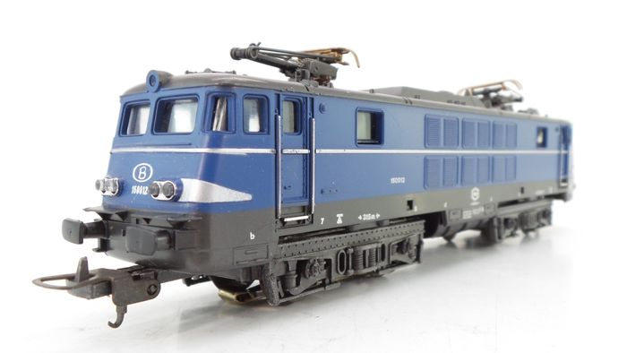Lima H0 - 208027 - Electric locomotive - Series / HLE 15 - NMBS
