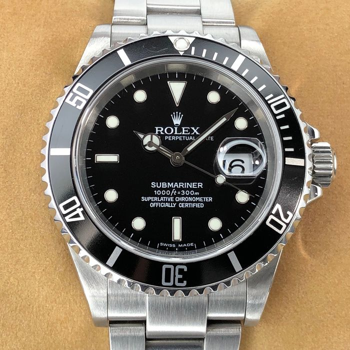 Rolex - Submariner Date - 16610T - Men - 2000-2010