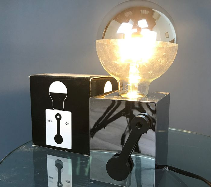 Richard Hutten - Gispen - Tischlampe (1) - The Switch ( lot 1 )
