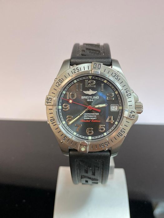 Breitling - Colt Automatic - A17350 - Unisex - 2001