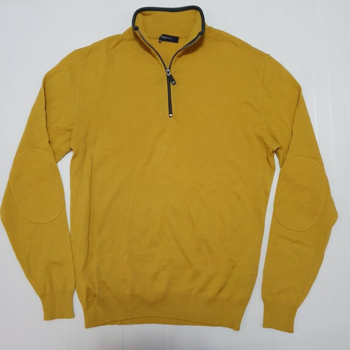 Zegna - Sweater with zip - Size: L, 50 IT
