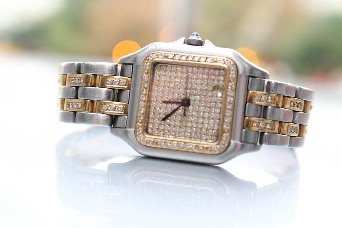 Cartier - Panthere - Ref. 187949 - Unisexe - 1990-1999