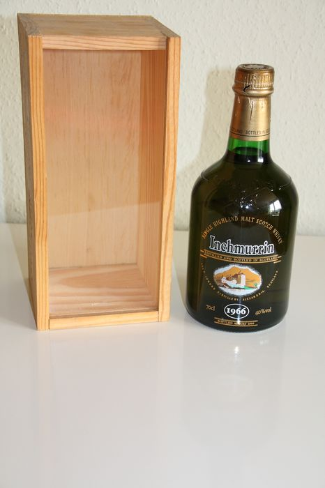 Inchmurrin 1966 The Original Collection - Original bottling - b. 1999 - 0.7 Ltr