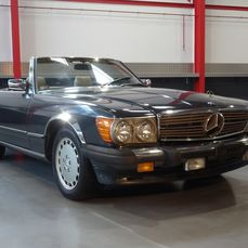 Mercedes-Benz - 560 SL (R107) Roadster - 1988