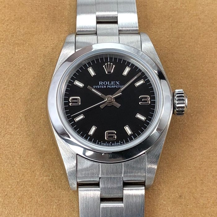 Rolex - Oyster Perpetual Lady - 67180 - Mujer - 1990-1999