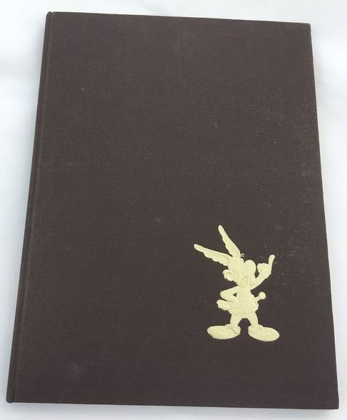 Asterix - The blue book - TL  - Hardcover - First edition - (1977)