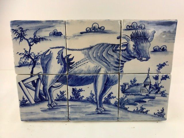 Tile panel - Earthenware