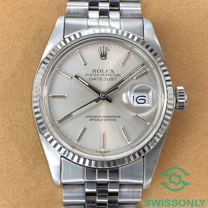 Rolex - Datejust - 16014 - Men - 1980-1989