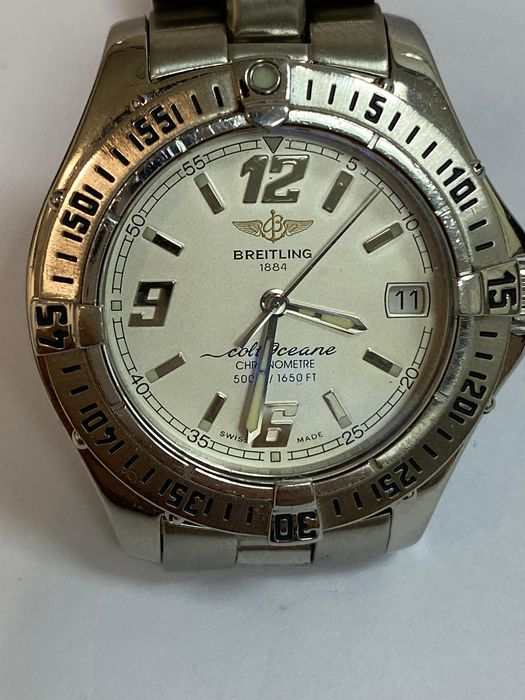 Breitling - Colt - Ref. A57350 - Unisex - 2000-2010