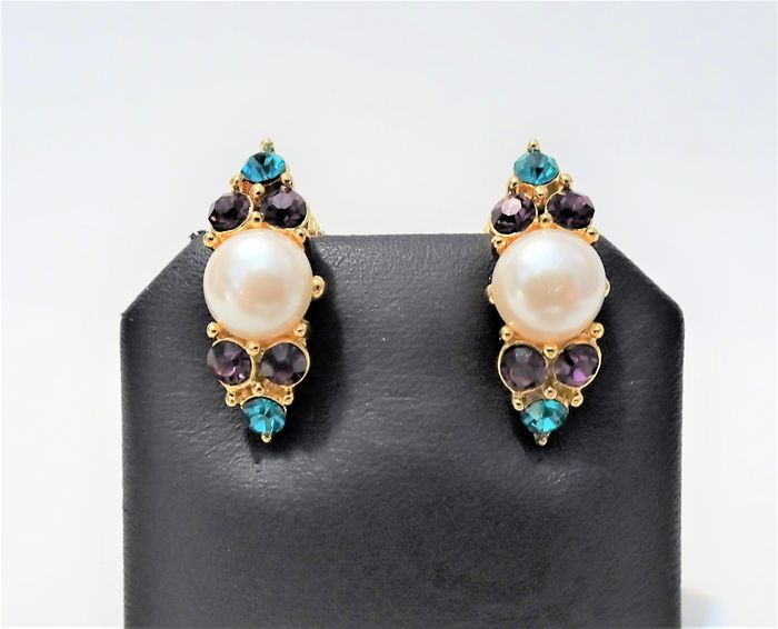 Givenchy - Clip Earrings