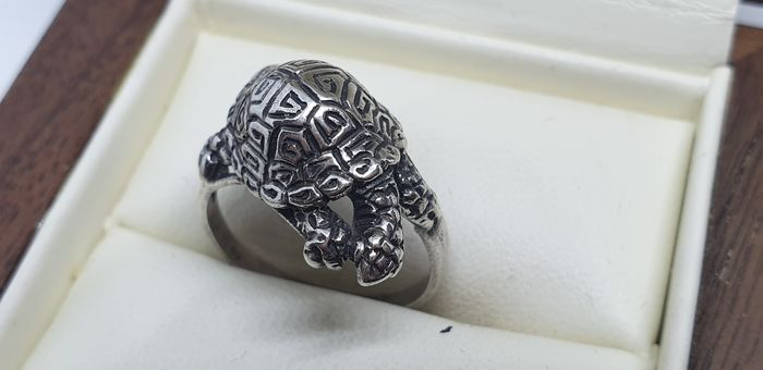 800 Silver - Ring