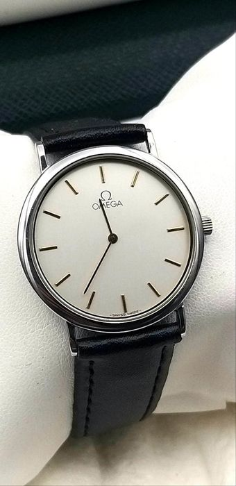 "Omega - De Ville - ""NO RESERVE PRICE"" - Men - 1970-1979"