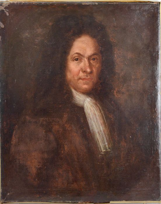 Continental school (18th century) - A portrait of a gentleman