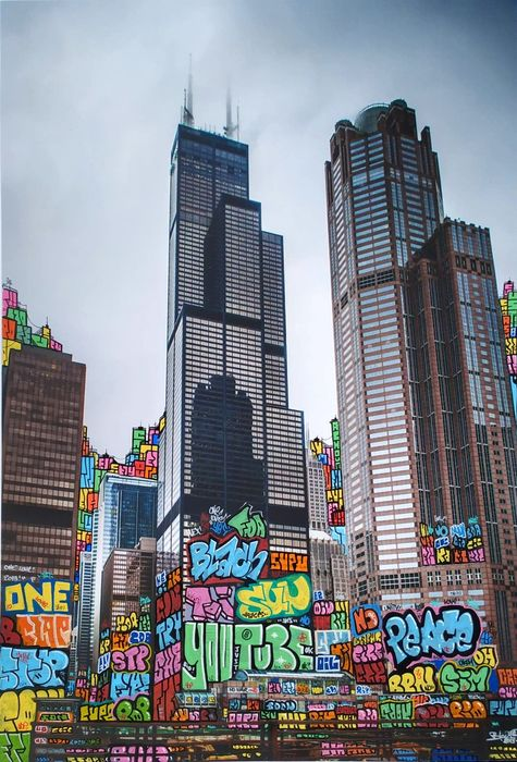 Maxime Blachere - Vandal in Chicago