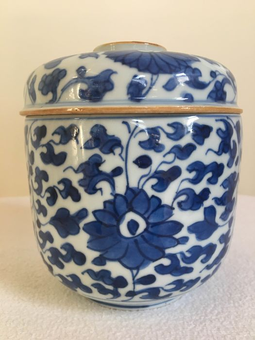 Jar - Porcelain - China - Kangxi (1662-1722)
