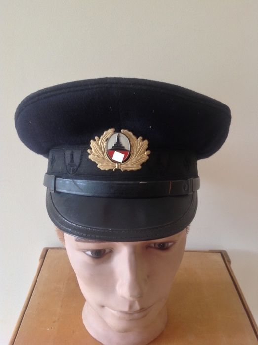 Germany - WW2 Officer Cap of the Veteran of the 3rd Reich