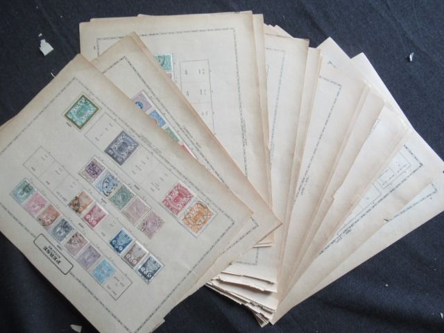 Azië - Including Persia, collection of stamps