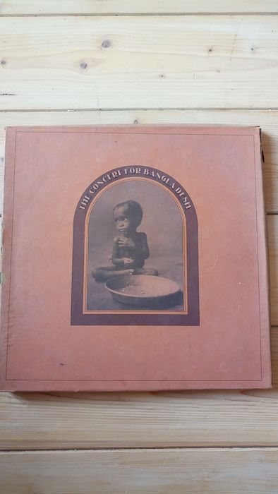 George Harrison & Related - Multiple artists - The Concert For Bangla Desh - 3xLP Album (Triple album) - 1971