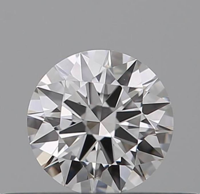 1 pcs Diamond - 0.30 ct - Brilliant - D (colourless) - IF (flawless)