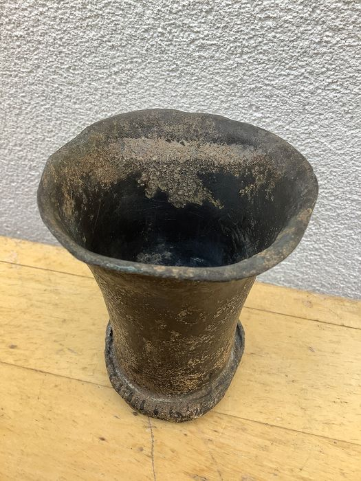 Cup - Pewter - 17th century