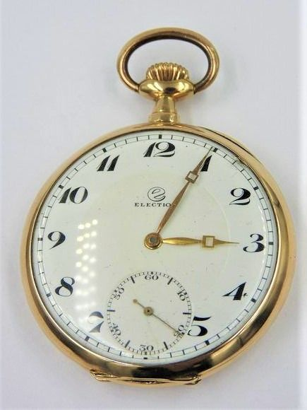 Election - pocket watch  - Heren - 1901-1949