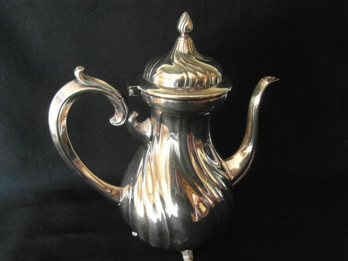 coffeepot (1) - Silverplate
