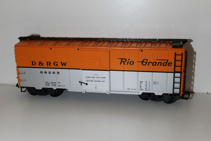 LGB G - 4091 - Goederenwagon - Box Car - Rio Grande