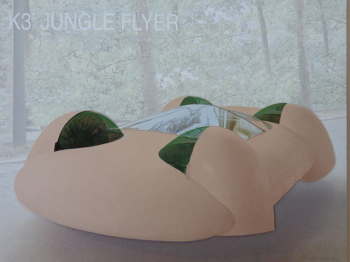 Panamarenko - K3 Jungle Flyer