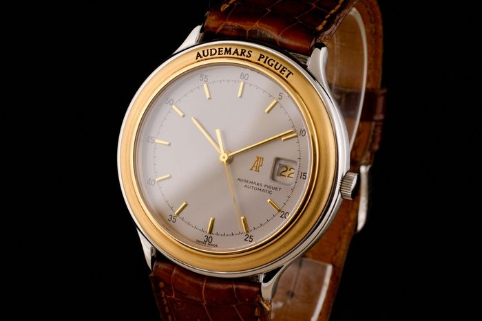 Audemars Piguet - Huitieme Gold/Steel Automatic  - Men - 1990-1999