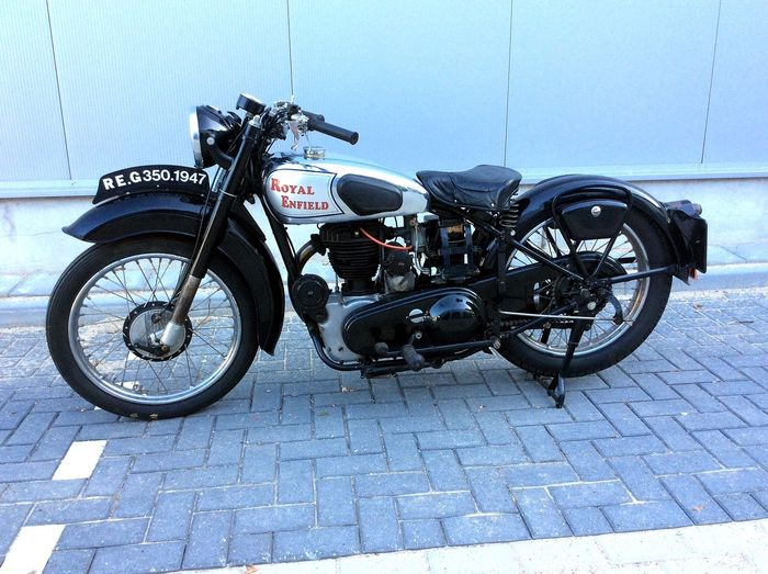 Royal Enfield - Model G - 350 cc - 1947