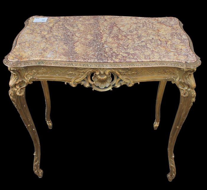 Centre table - Louis Philippe Style - Wood - First half 19th century