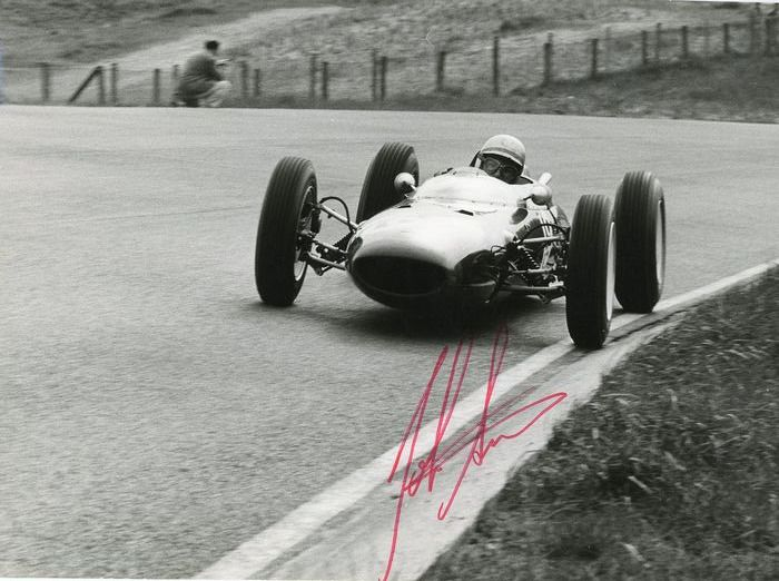 Formula One - John Surtees   - Photograph