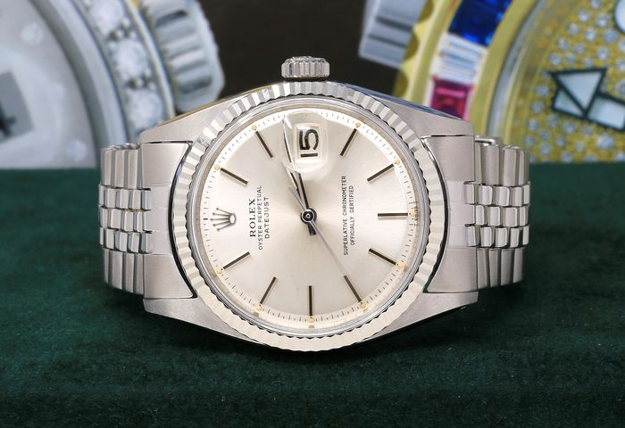Rolex -  Oyster Perpetual Datejust Ref.1601  - Uomo - 1970-1979