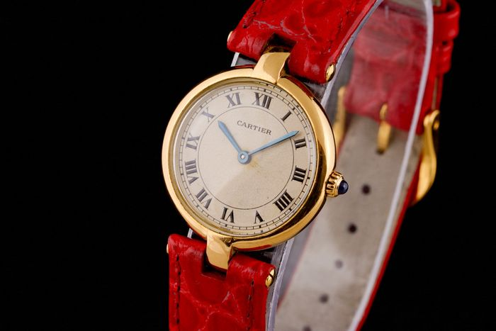 Cartier - Paris 18K Gold Quartz - Donna - 1990-1999