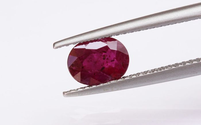 *No Reserve* Ruby - 0.98 ct