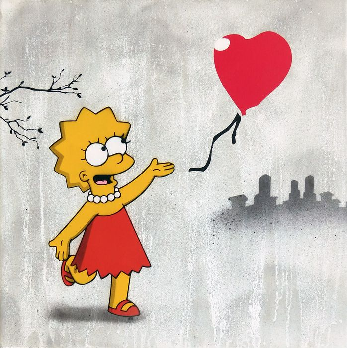 Benny The Kid - Balloon Girl / There is always a Hope