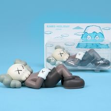 Kaws - Holiday Japan Brown