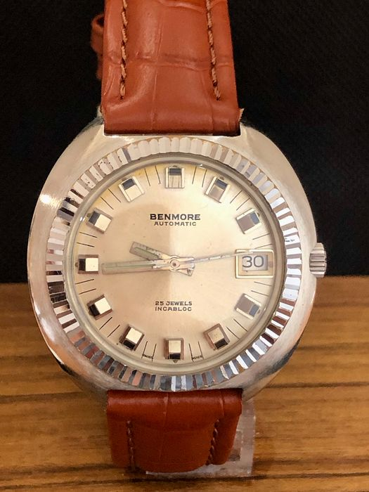 Benmore - Automatic Big watch - 男士 - 1970-1979