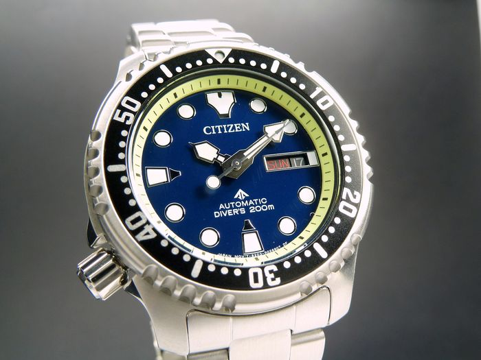Citizen - Man New Special Promaster Ny0040 Sub Automatic Divers 200 Metri - NY0040 - Homem - 2019