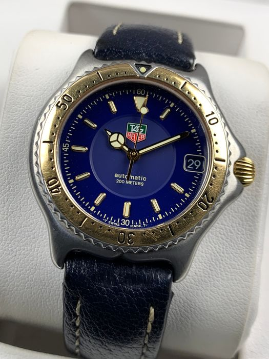 TAG Heuer - Professional Automatic - WI2251 - Unisex - 1990-1999