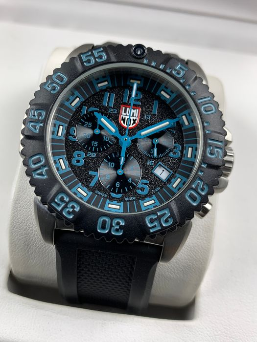 Luminox - Navy Seal Colormark Chronograph - 3183 - Herren - 2011-heute