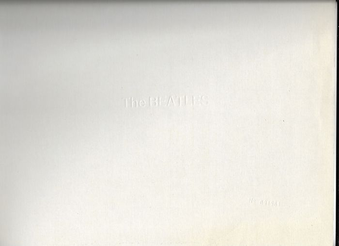 "Beatles - ""complete Swedish release ""white Album "" - 2xLP Album (double album) - 1976/1976"